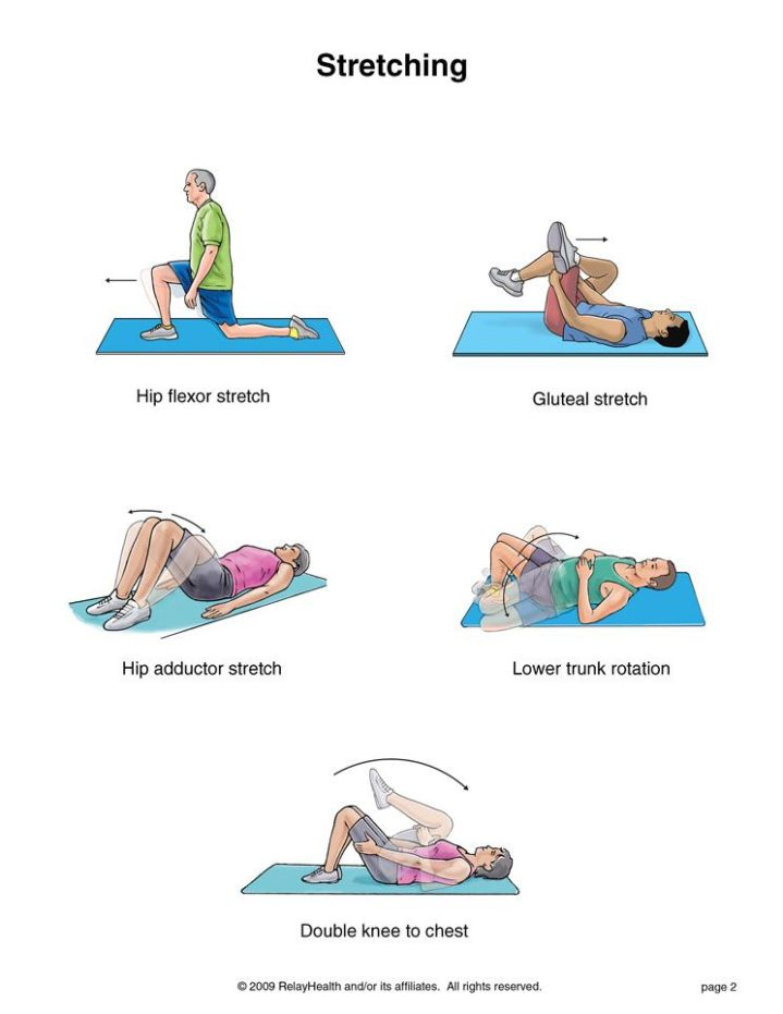 WAKE UP WARM UP STRETCHES